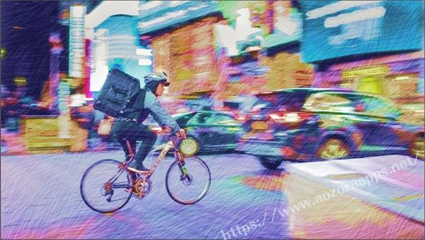 色鉛筆での描画06